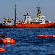 Pavillon, débarquement, sauvetage en mer : que dit le droit dans le cas de l'Aquarius ?