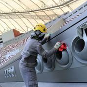 Des retards de paiement au Qatar pour certains travailleurs préparant le Mondial 2022
