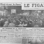 Constitution de 1958 : pour Le Figaro il faut voter «oui» au référendum