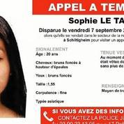 Disparition de Sophie Le Tan: 750 personnes lui rendent hommage lors d'une marche solidaire