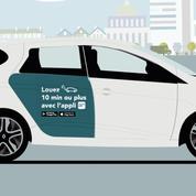 Anne Hidalgo annonce le lancement la semaine prochaine du service d'autopartage Renault