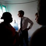 Le jour où le président Macron a disparu à Saint-Martin un an après l'ouragan Irma