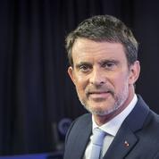 Manuel Valls : «Je suis député encore quelques heures»