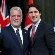 Le compromis avec Washington fragilise Justin Trudeau au Québec
