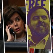 Que sont devenus les acteurs déchus de la crise en Catalogne ?