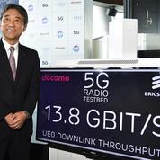 La 5G pour les JO de 2020, véritable défi pour le Japon