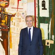 Bernard Arnault au Figaro :«Casser les codes est le propre des grands artistes»