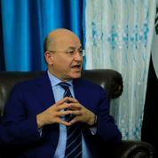 Irak : Barham Saleh élu président de la République