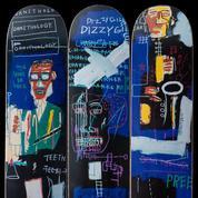 Le succès exponentiel des produits dérivés de l'oeuvre de Basquiat