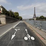 Paris : la fermeture des voies sur berge devant les juges