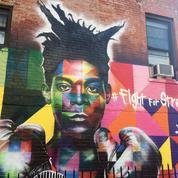 New York dans les pas de Basquiat
