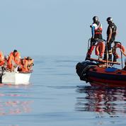 Italie : le nombre d'arrivées de migrants par la mer au plus bas depuis cinq ans