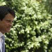 Avant de quitter Paris, Valls a organisé sa soirée d'adieu au «P'tit Barcelone»