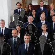 Depuis l'élection de Macron, sept ministres ont quitté le gouvernement