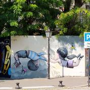 Balade street art à la Butte-aux-Cailles