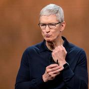 Entre les PDG d'Apple et Facebook, un combat acharné sur la vie privée