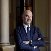 Pierre Moscovici : «Je ne serai pas candidat» aux européennes