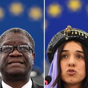 Le Nobel de la paix attribué au Congolais Denis Mukwege et à la Yazidie Nadia Murad