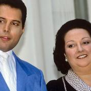 Quand la cantatrice Montserrat Caballé chantait avec Freddie Mercury