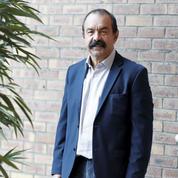 Philippe Martinez: «Notre objectif, c'est de cristalliser les mécontentements»