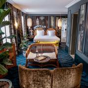 Des lits d'initiés: l'Hôtel Monte-Cristo à Paris