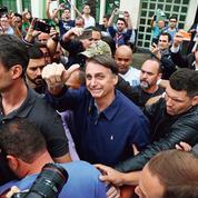 Brésil: l'extrême droite en route vers la présidence