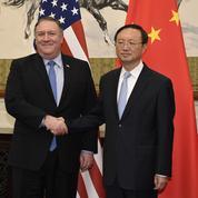 Pékin balaie les attaques de Washington et réserve un accueil glacial à Mike Pompeo