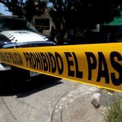 Au Mexique, un couple avoue le meurtre de 20 femmes
