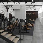 Première mondiale : une salle de sport dans une gare