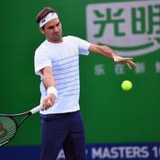 Federer réclame du respect pour les ramasseurs de balle