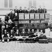 Louis Vuitton : dans les coulisses de l'usine d'Asnières en 1904