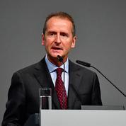 Émissions de CO2 : la colère du patron de Volkswagen