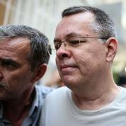 La Turquie libère le pasteur américain Andrew Brunson