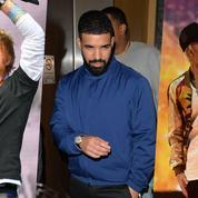 Ed Sheeran, Drake, Justin Bieber... Les artistes les plus écoutés sur Spotify depuis 10 ans