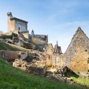Dans le Périgord, les 12 travaux d'une famille pour sauver la forteresse de ses ancêtres