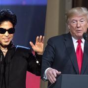La famille de Prince furieuse contre Donald Trump