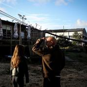 La tempête Leslie prive 300.000 foyers d'électricité au Portugal