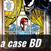 La case BD: Venom ou le grand méchant Spider-Man