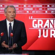 Bayrou ne veut pas redevenir ministre et presse Macron de s'exprimer