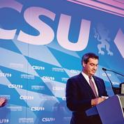 Bavière : le revers historique de la CSU, alliée de Merkel, ébranle jusqu'à Berlin