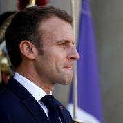 Guillaume Tabard: «Macron à l'épreuve de sa relation au pays»