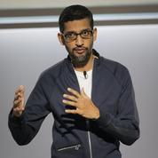Le PDG de Google défend son projet de moteur pour la Chine