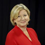 Bertille Bayart : «Macron au pied du monument de 1945»