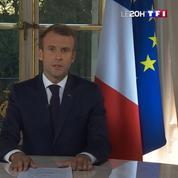 «Macron se replie sur son pré carré»