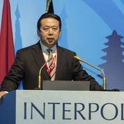 Disparition de l'ex-patron d'Interpol: sa femme dénonce la «persécution» de Pékin