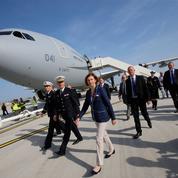 L'armée de l'air reçoit le MRTT, son «couteau suisse stratégique»