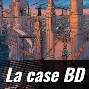 La case BD : Negalyod ou les mondes imaginaires d'un nouveau Moebius