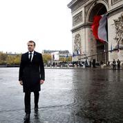 11 novembre: l'Élysee ne veut pas de célébration trop «militaire» de l'armistice