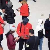 Coup de filet antifraude dans six gares parisiennes