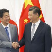 Spectaculaire rapprochement entre le Japon et la Chine